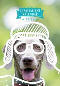 charitativní kalednář se psy